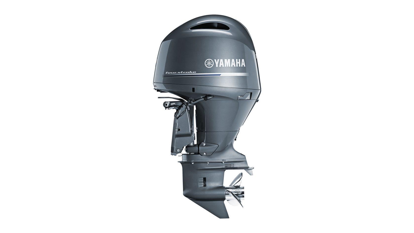 Yamaha F150DETL - каталог, цена, доставка