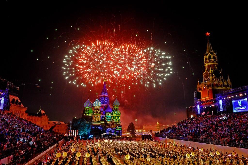 Видео поздравление москва, картинках