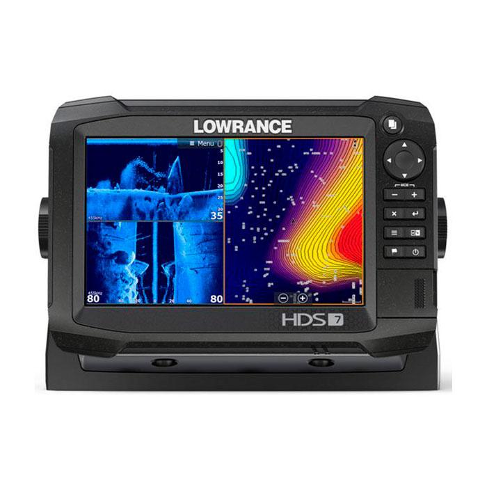 Купить картплоттер Lowrance HDS Carbon - цена, продажа, каталог.