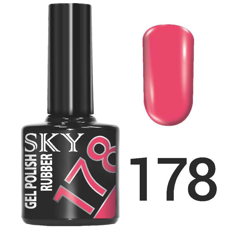 Sky gel №178
