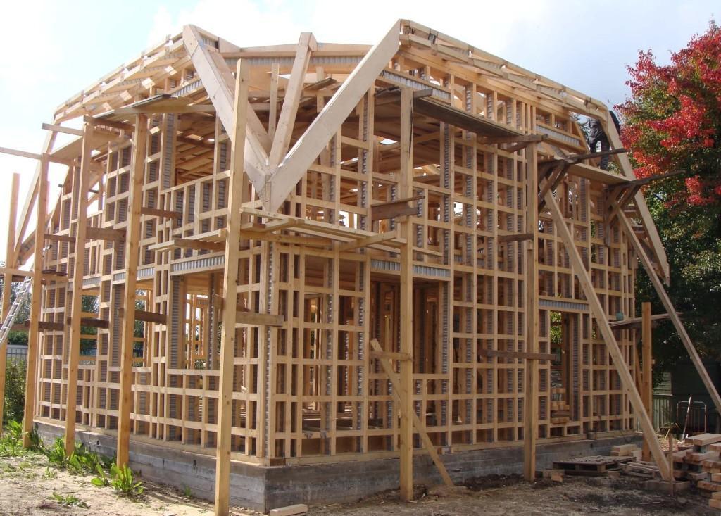 Как не надо строить каркасный дом, ошибки каркасного домостроения