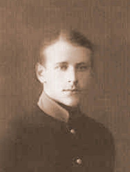 Евгений Шварц 1917 год