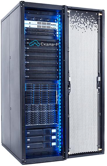 """Серверный шкаф """"Скала-Р"""". Фото с сайта производителя"""