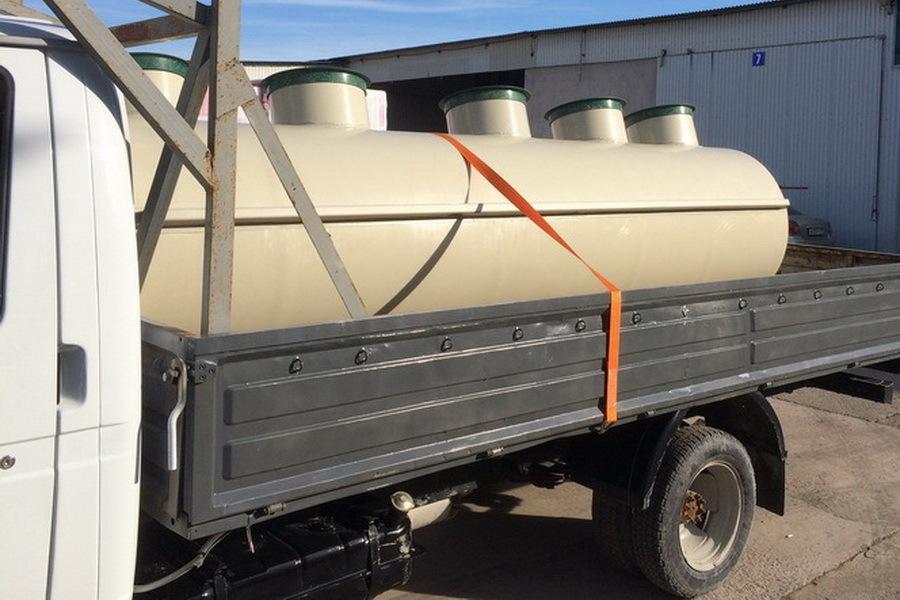 Купить био септик, канализацию и ЛОС в Сочи