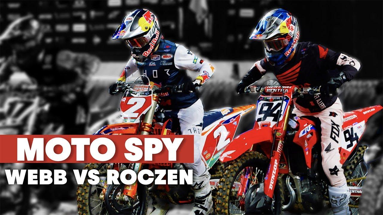 Сериал Moto Spy Supercross 2021: Эпизод 5