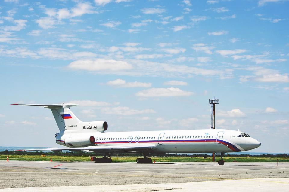 Самолетом на Черное море