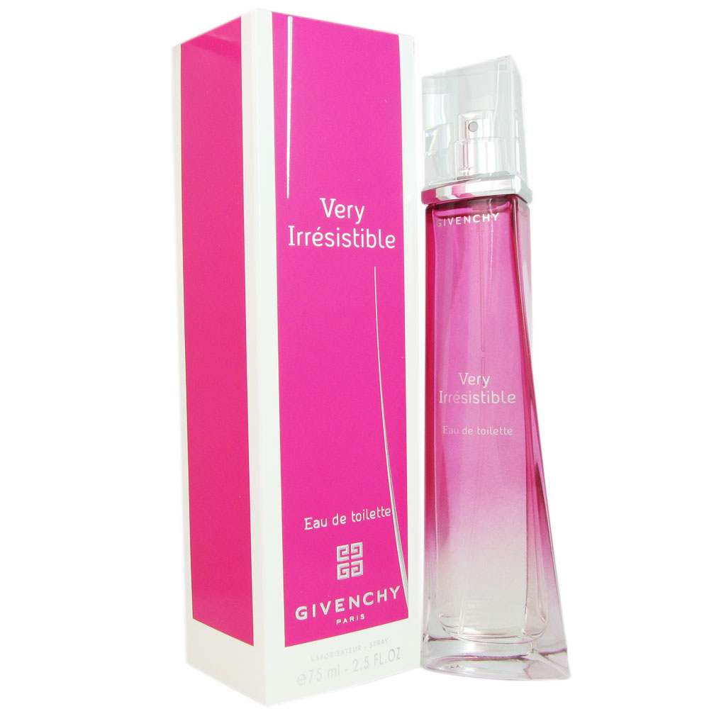 Givenchy Very Irresistible (L) 75ml edt
