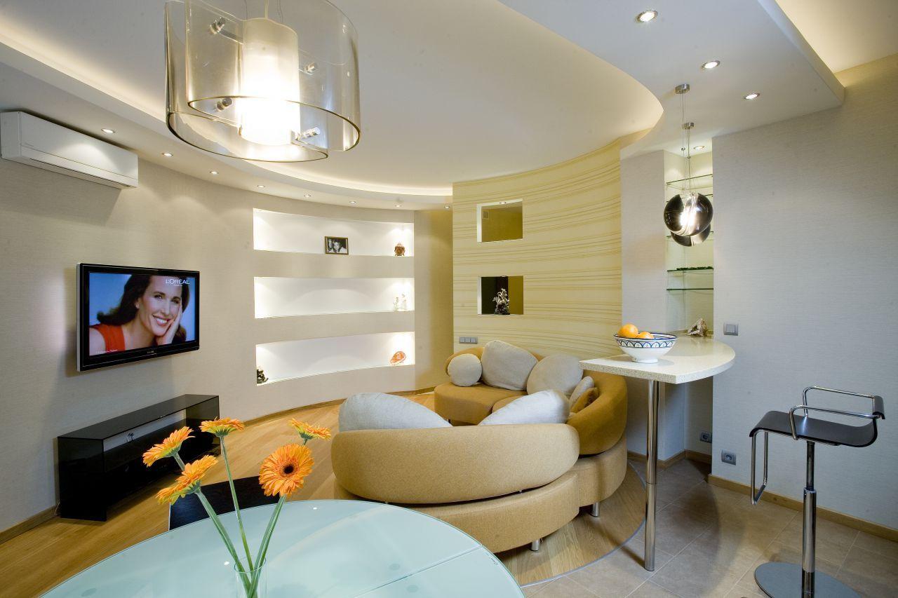 может приобрести дизайн потолков в небольшой комнате студии фото зависимости