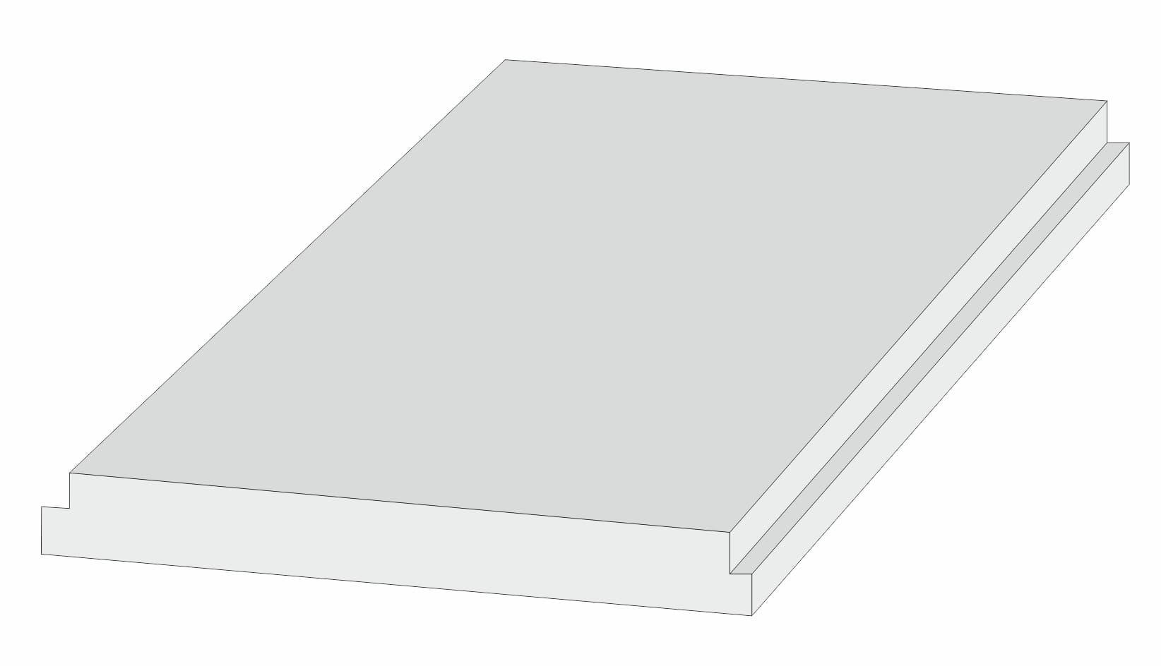 Плиты перекрытия П-60.18.30-6я