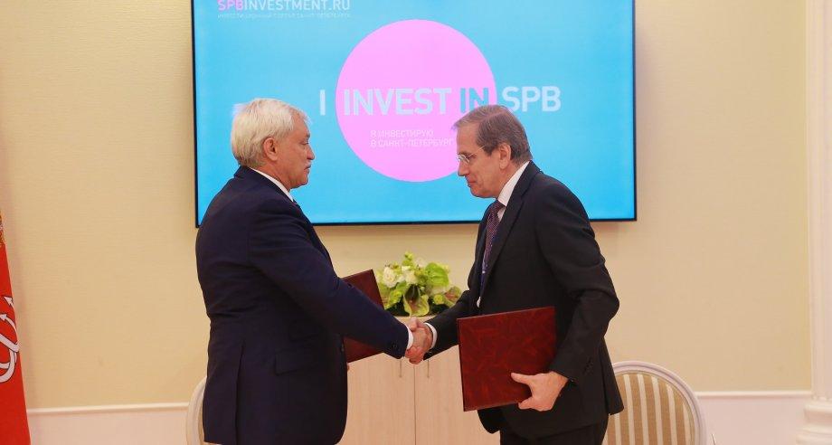 Средства ВТБ позволят покрыть две трети стоимости расходов на ВСД (фото: администрация Санкт-Петербурга)