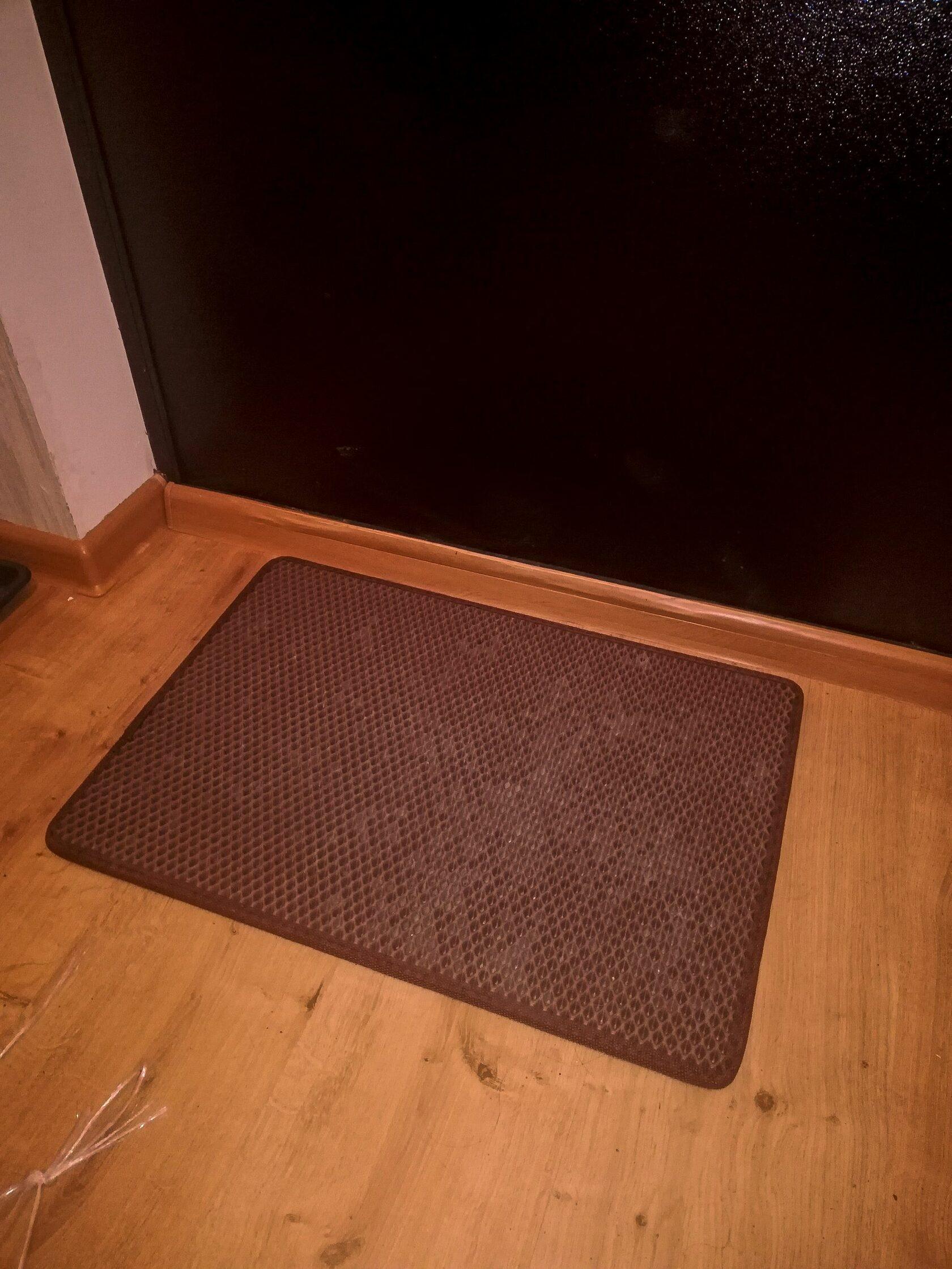 Коврик для дома стандартного размера из ЕВА материала