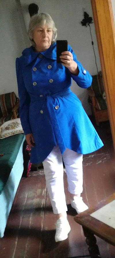Модерни връхни дрехи - шлифери, палта и манта в размери 3XL и 4XL от efrea.com