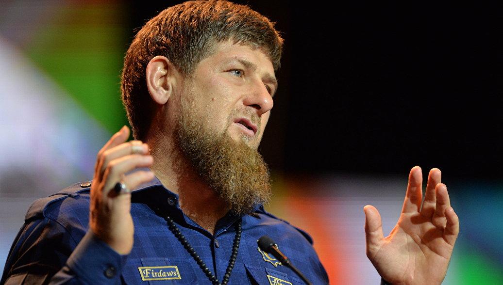 Глава Чечни лидирует по результатам набранных баллов