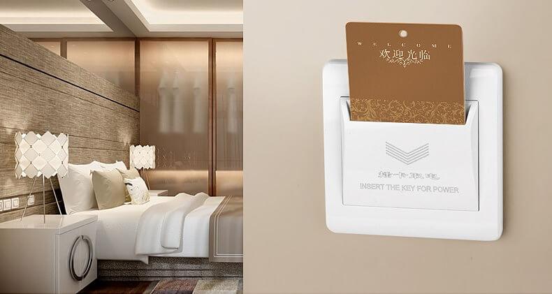 энергосбережение в отеле