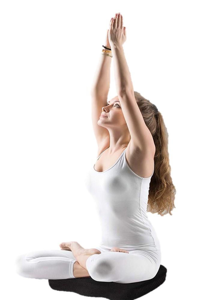 Подушка для йоги