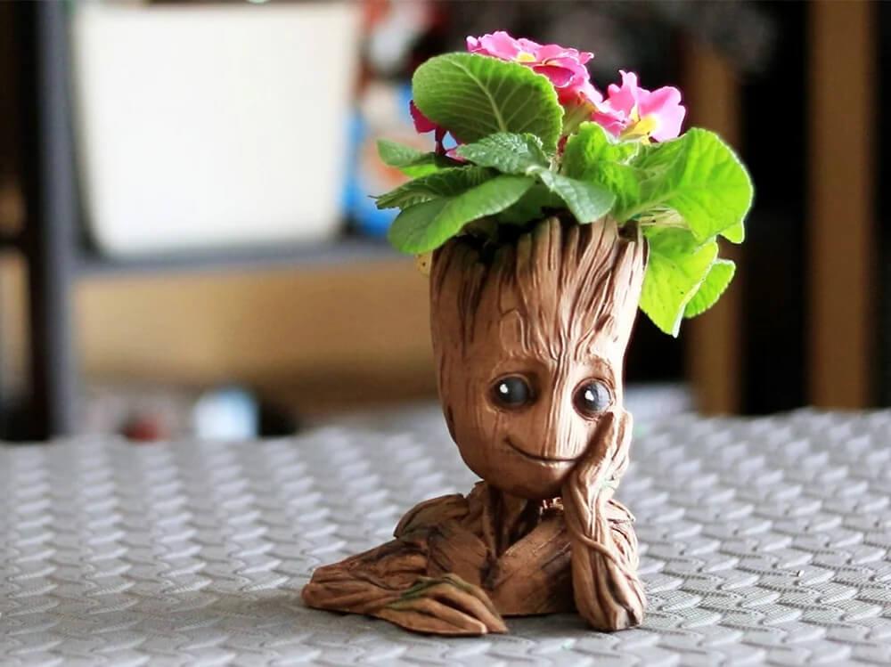 3D печать горшков для цветов - Nayavu