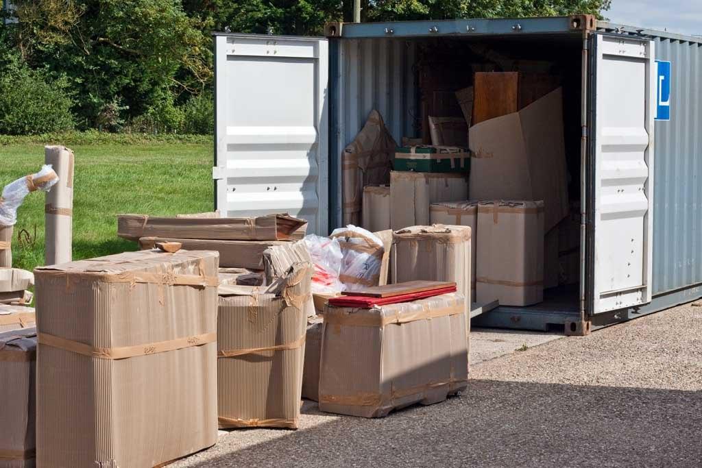 Хранение товаров