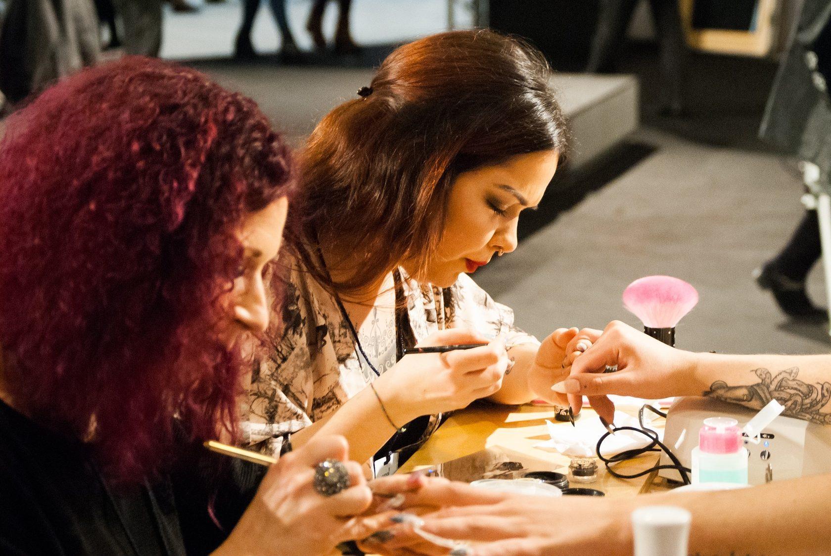 Мастер-класс по дизайну ногтей
