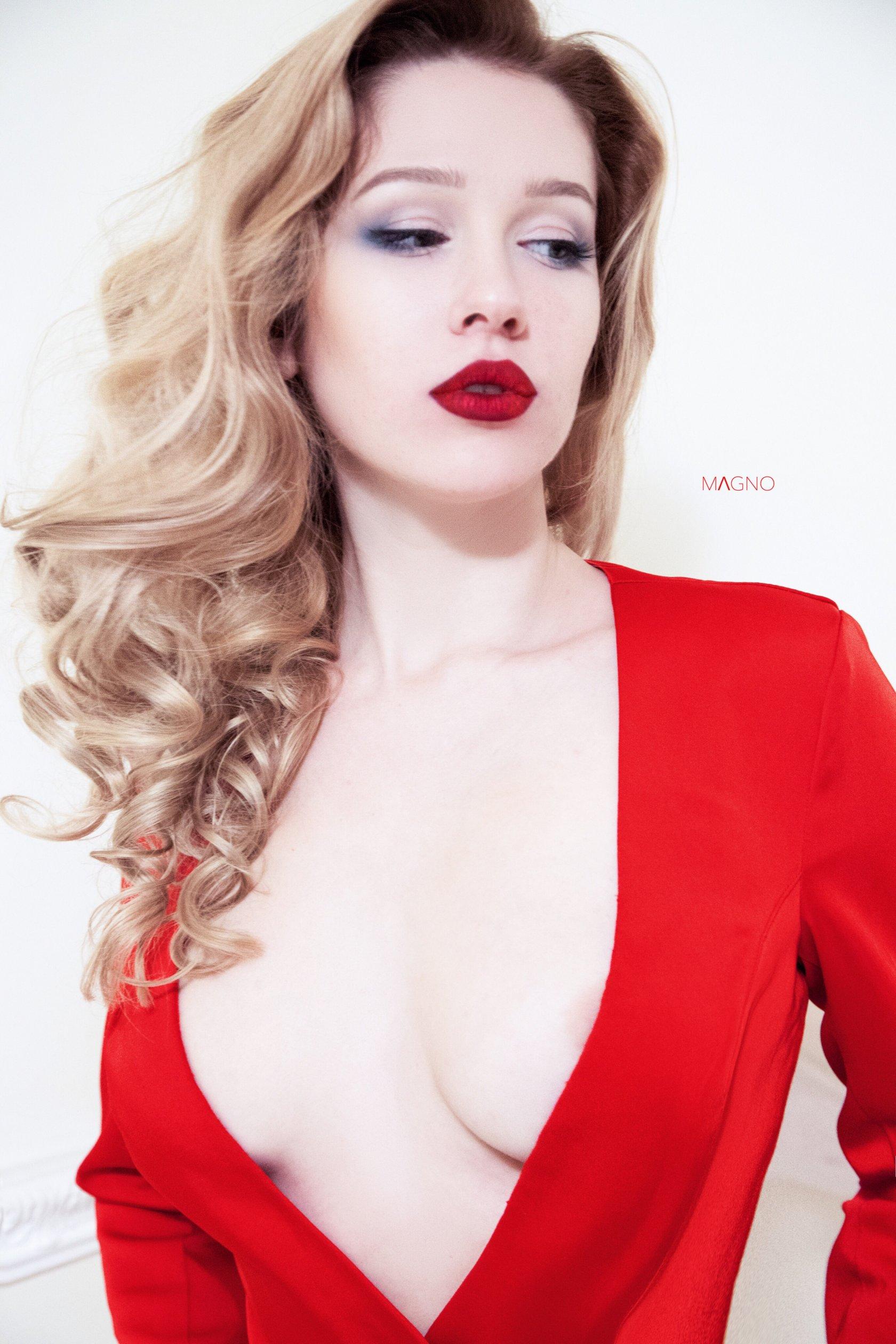 Marianna Merkulova Nude Photos 13