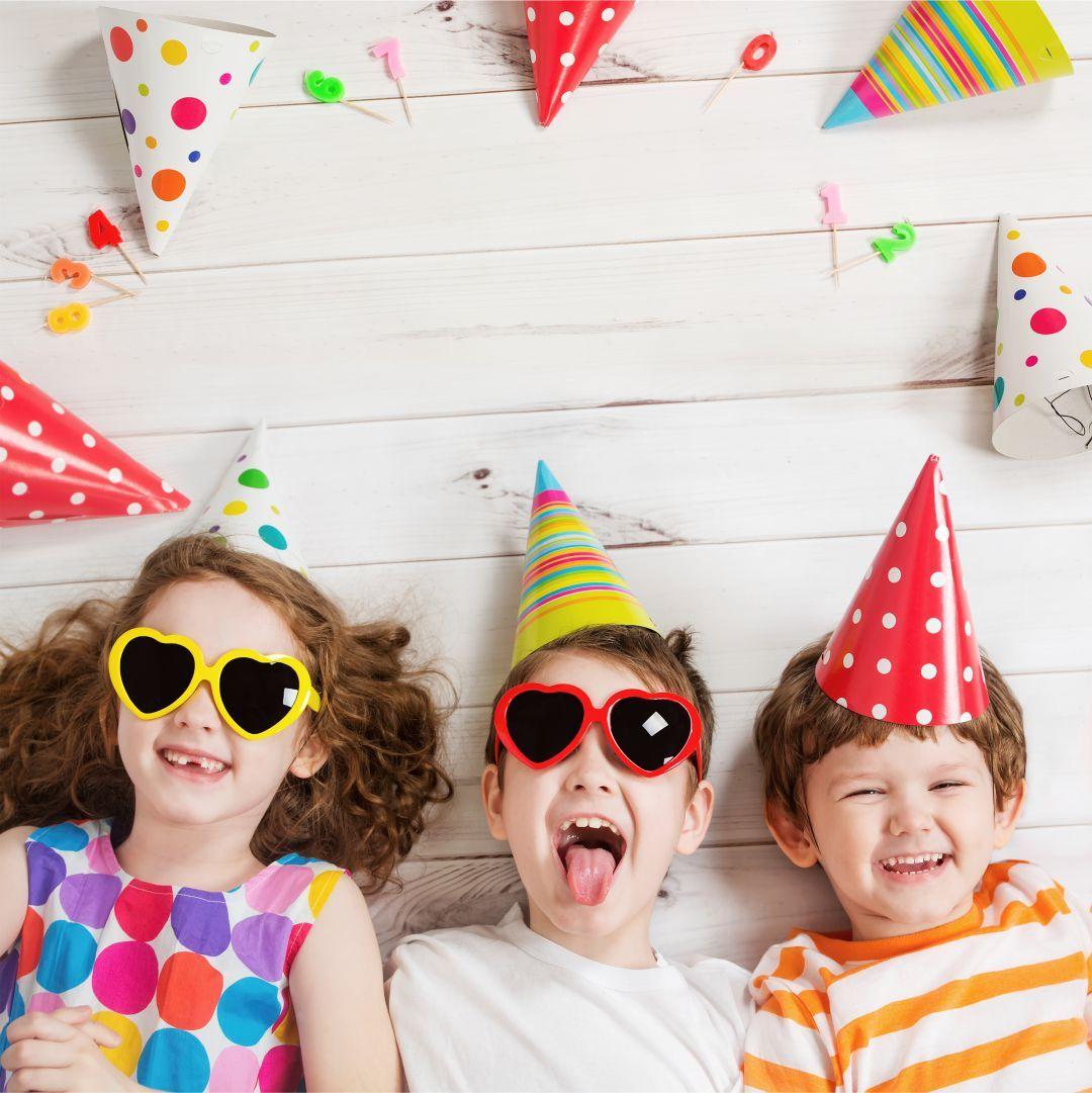 Детский праздник в картинках