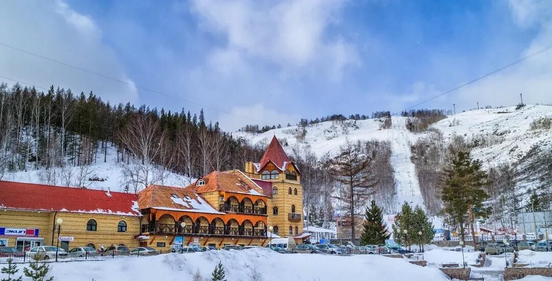 горнолыжный курорт Абзаково 2021