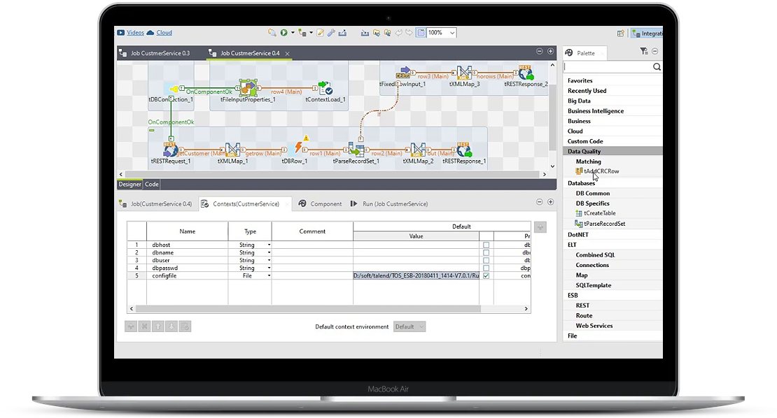 en: Speed Up the Work on Integrations with Talend ESB