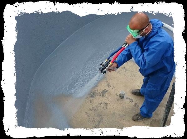 оборудование для напыления полимочевины москва