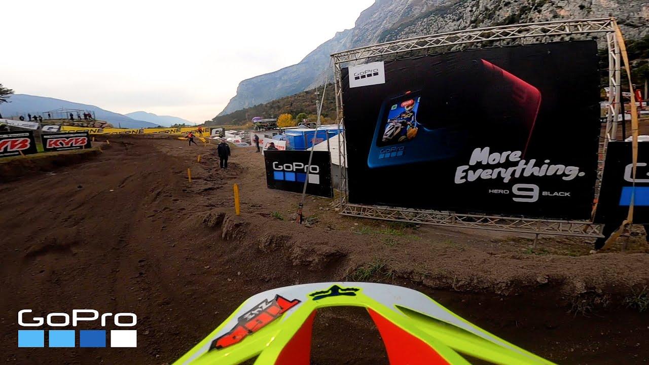 GoPro: Гран-при Трентино с камеры на шлеме Тима Гайсера и Готье Полена