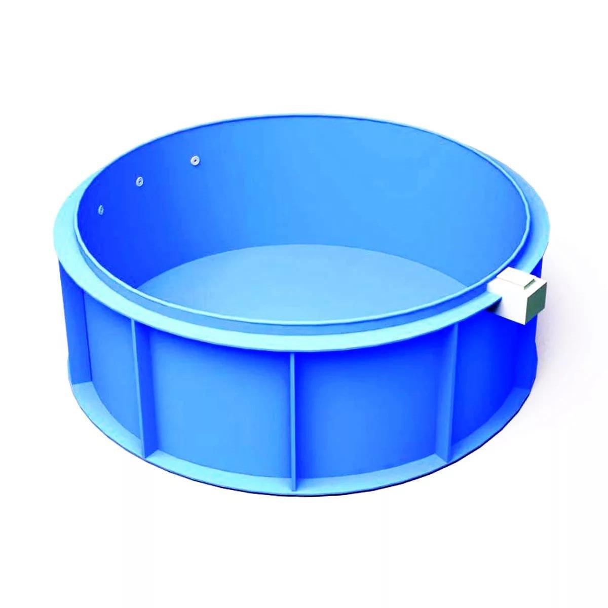 Полипропиленовый бассейн круглый Laguna 2 (стандарт)