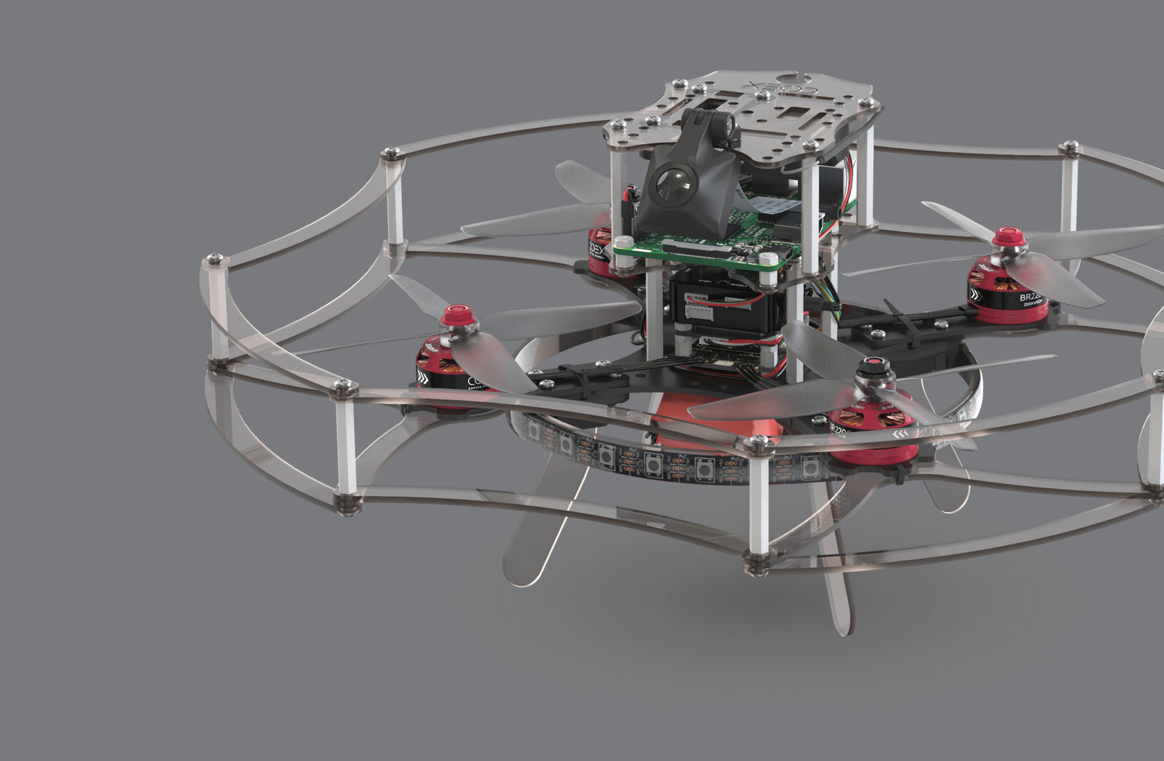 COEX Clever Drone — Programmable Quadcopter Kit
