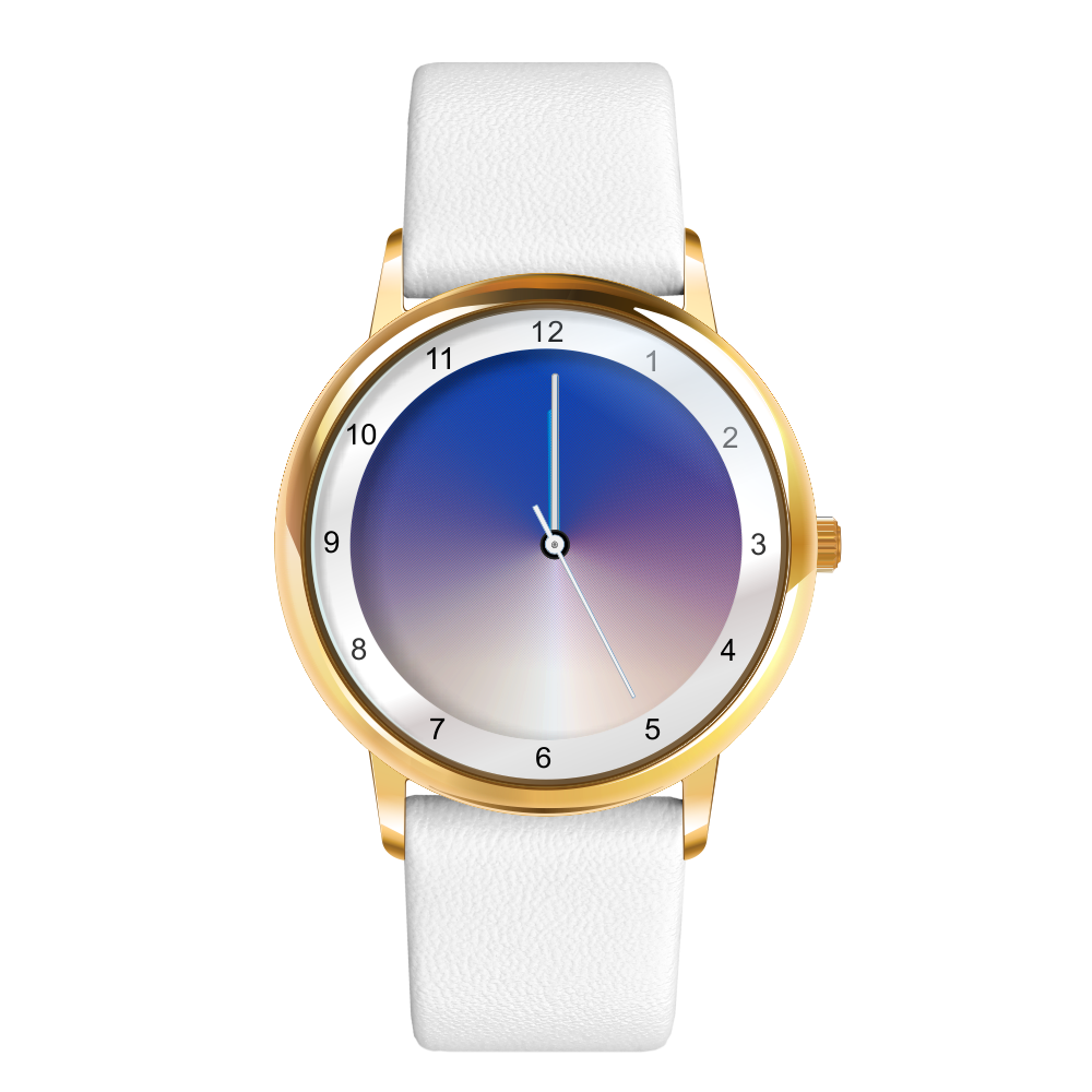 Rainbow Watch Gold