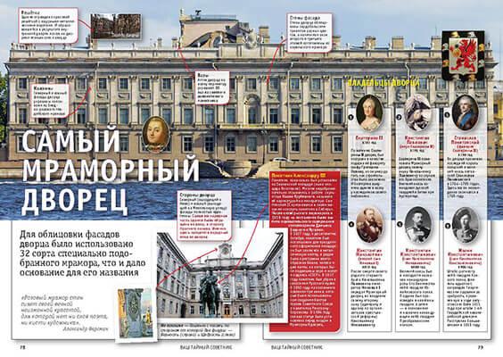 Мраморный дворец. История