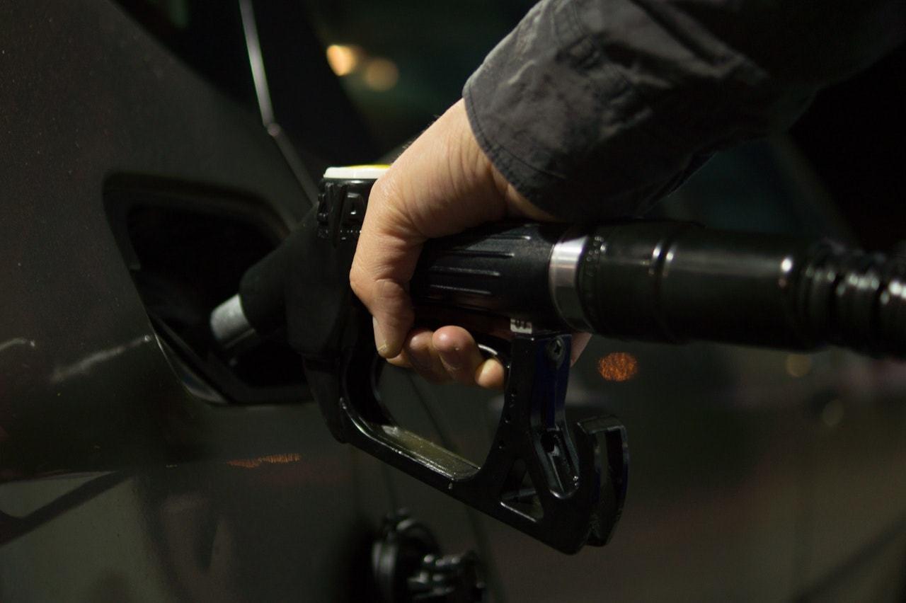 Бензиновый автомобиль из США