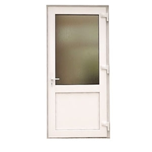 пластикові двері