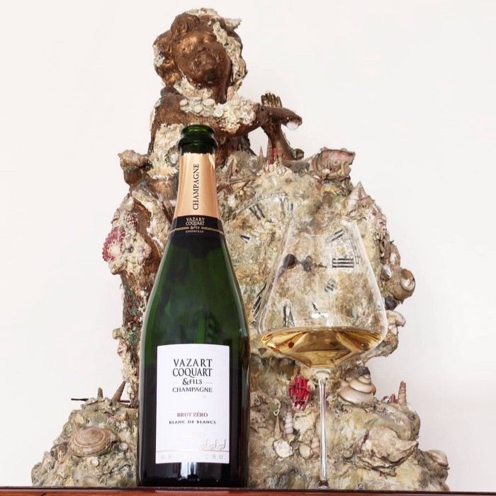 Champagne Vazart-Coquart Brut Zero Blanc de Blancs