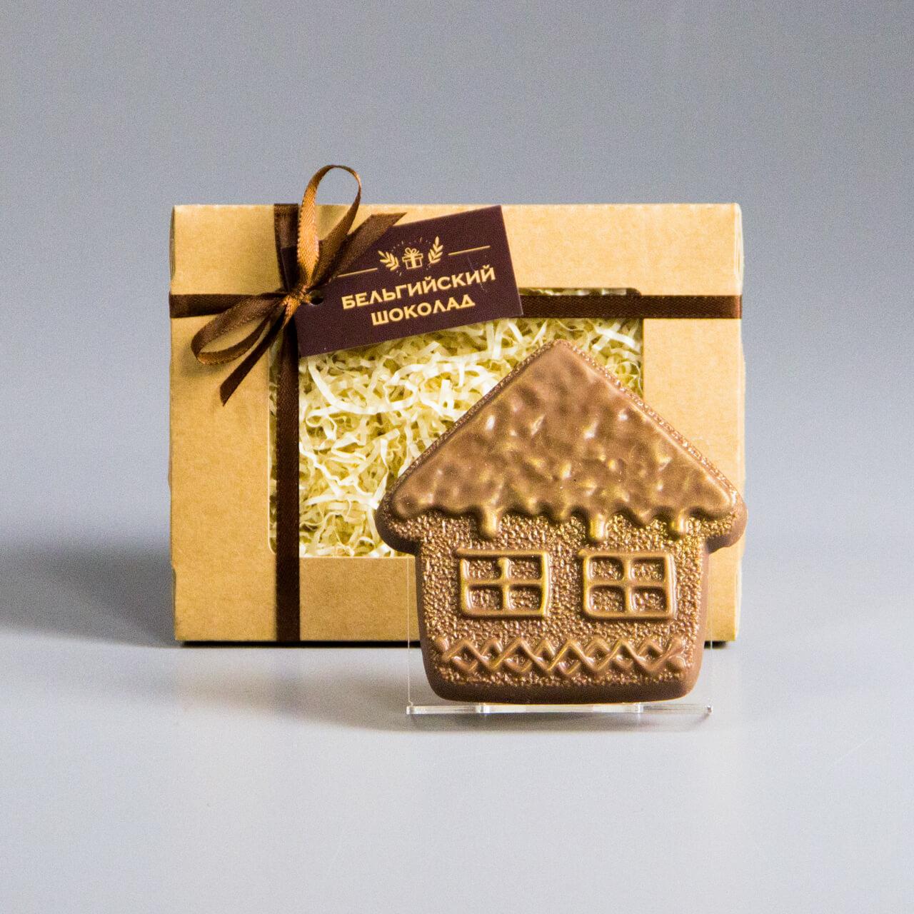 Шоколадная фигурка «Пряничный домик»