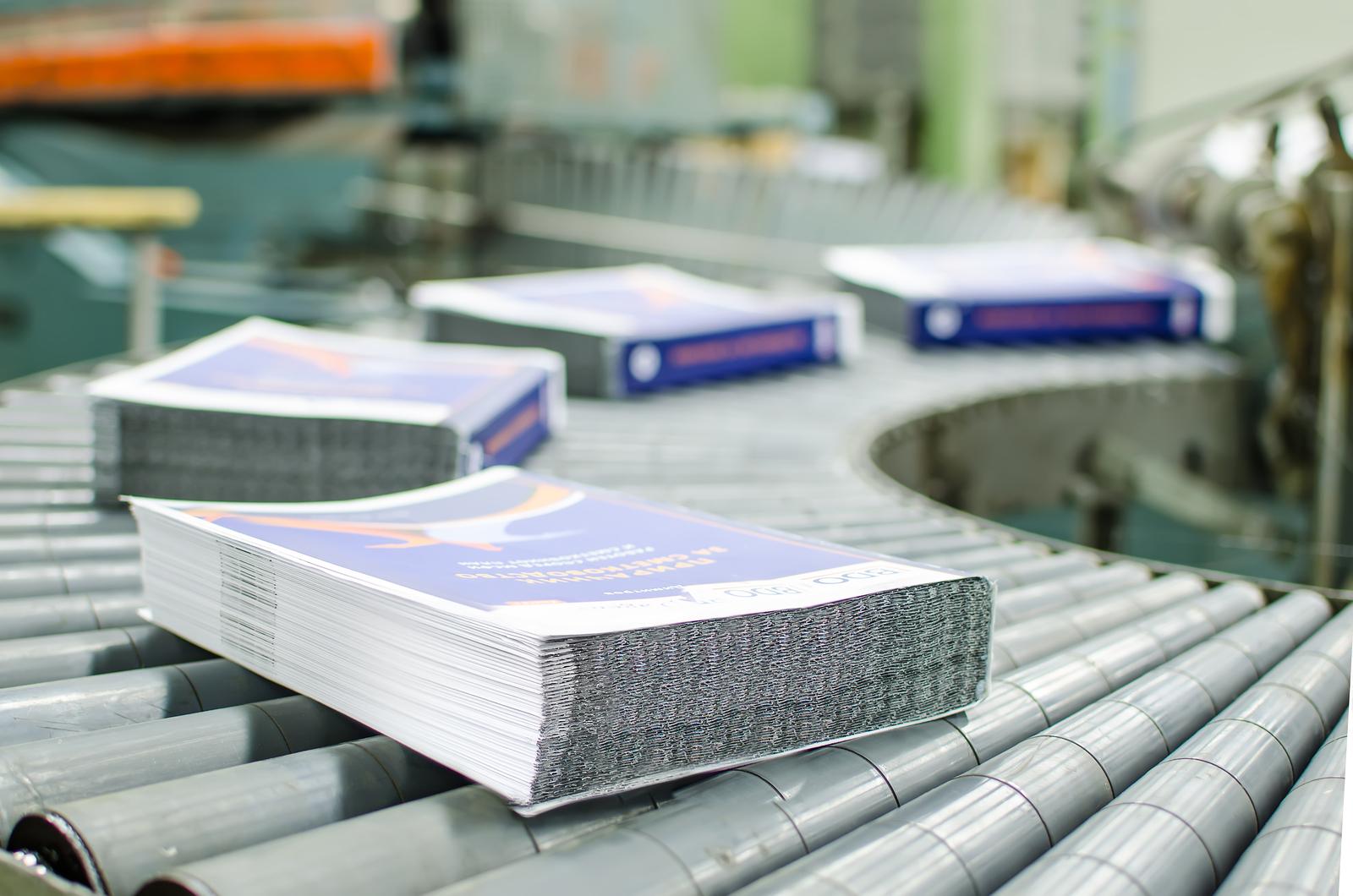 Печать книг картинки