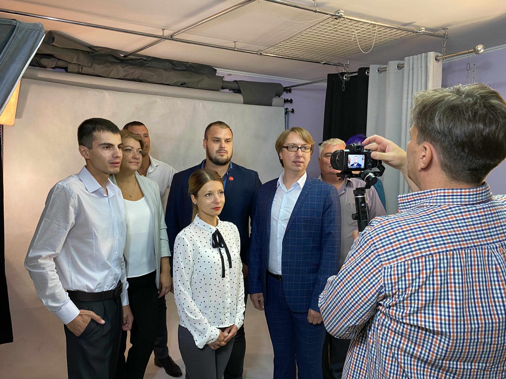 Кандидаты от Партии Шария в Черноморске и Белгород-Днестровском