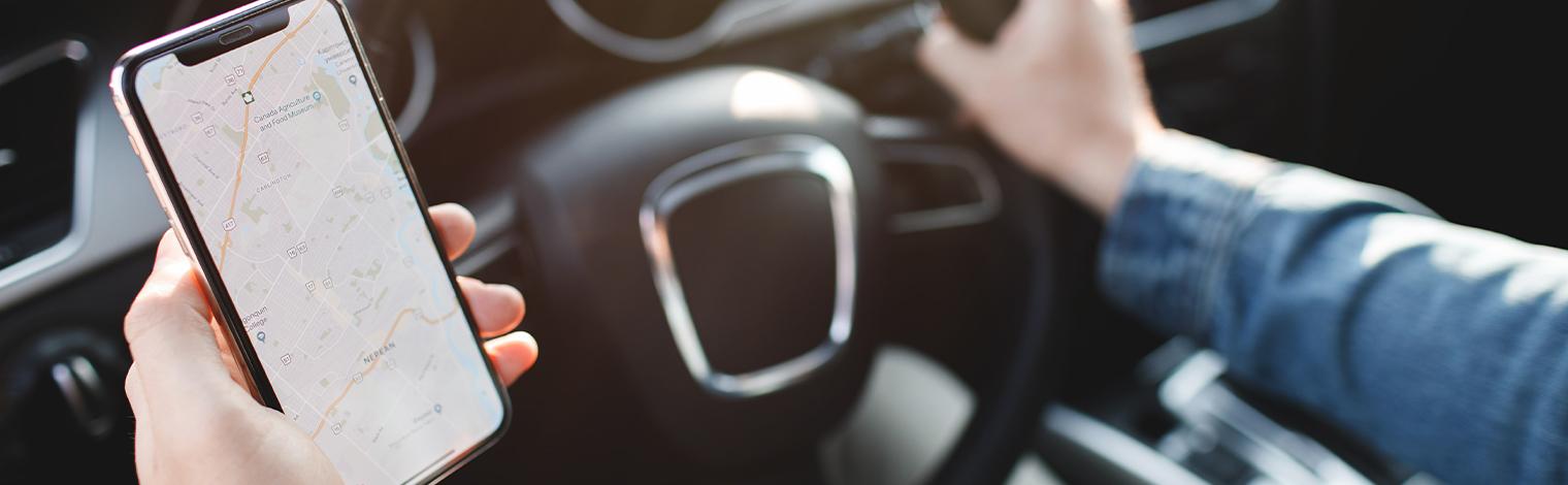 Маршруты для путешествия на машине