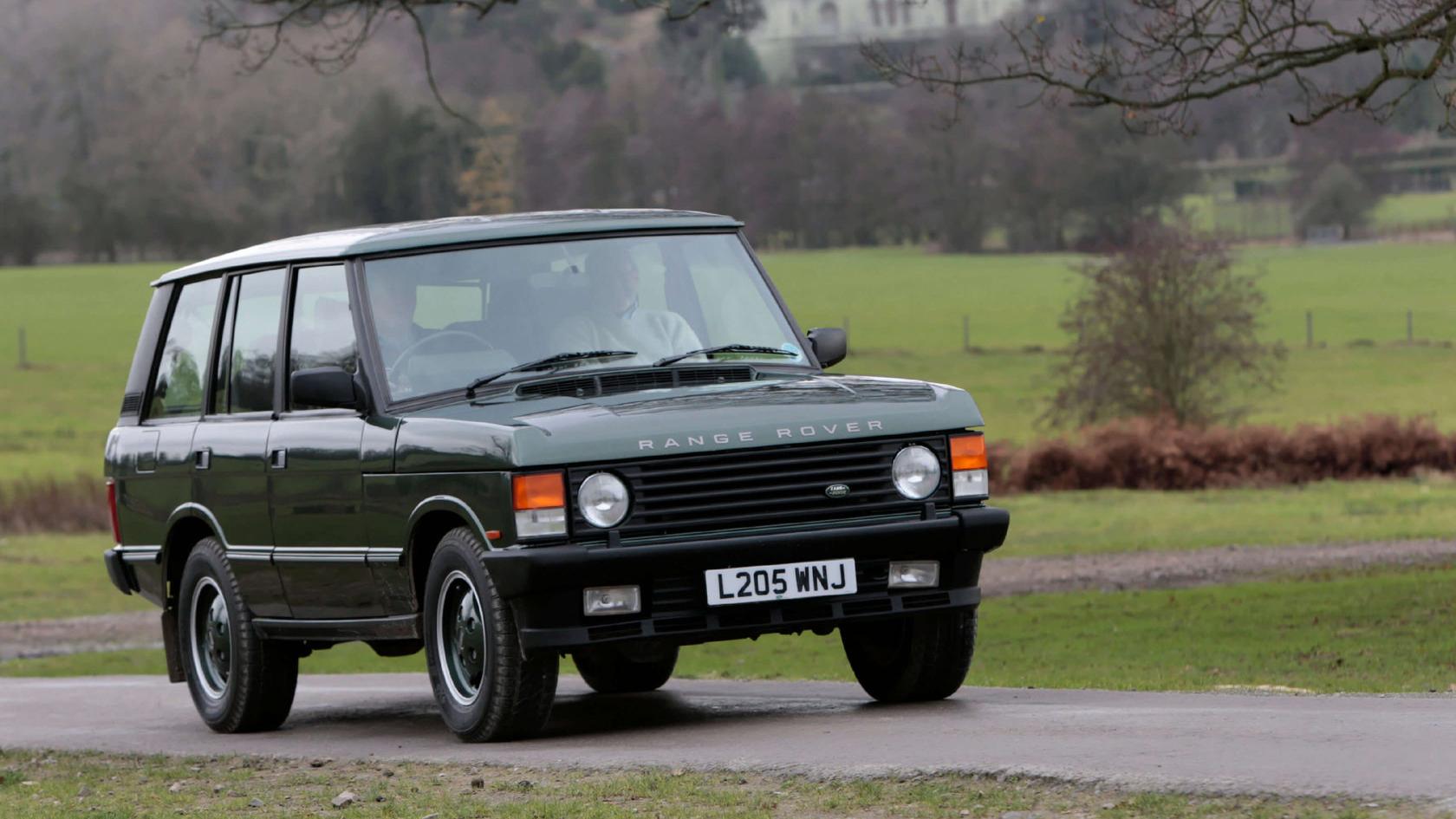 LR Range Rover I