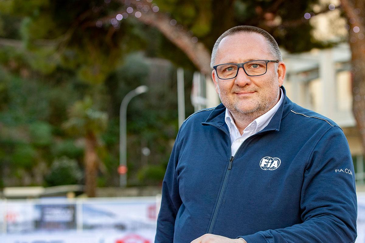 Директор FIA по ралли Ив Маттон