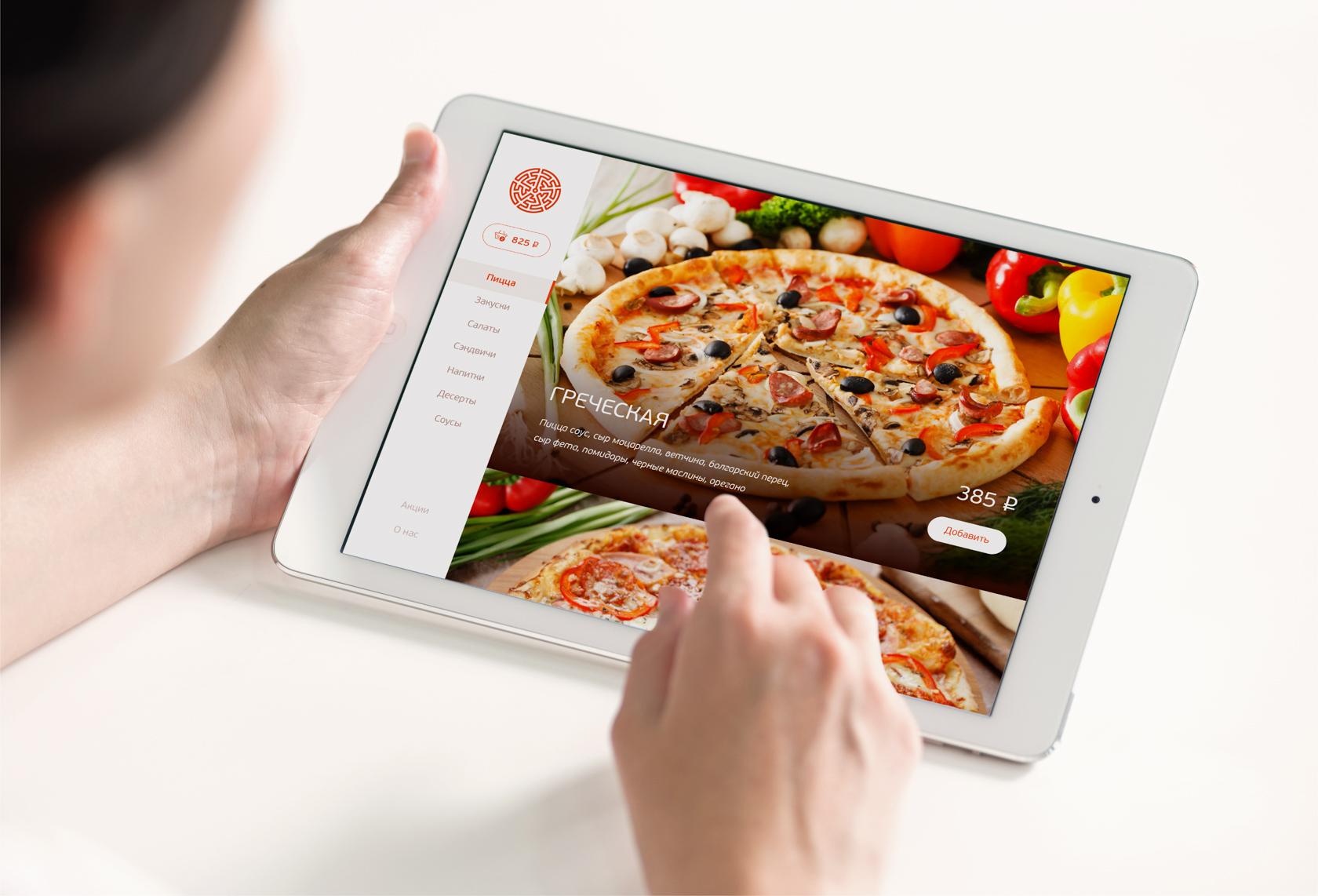 Дизайн сайта, интернет-магазина, интерфейс