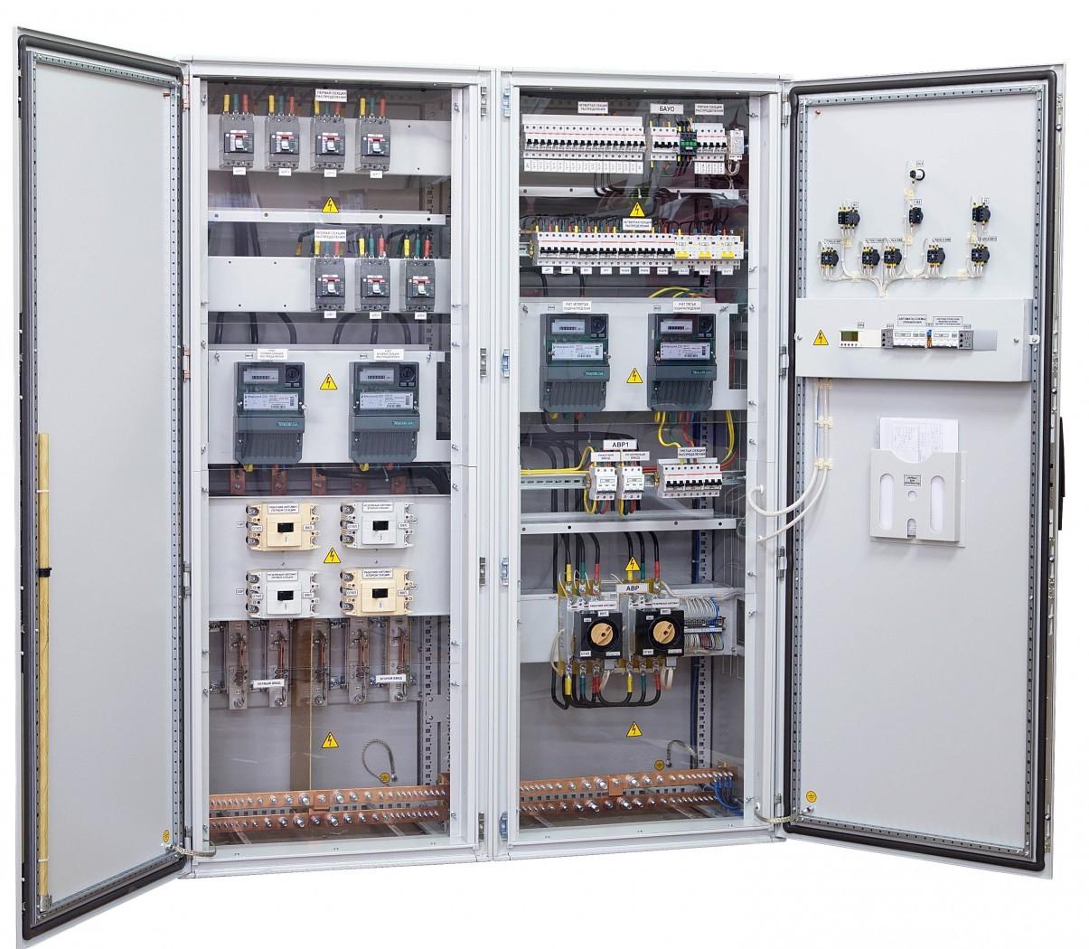 шкаф телекоммуникационный настенный
