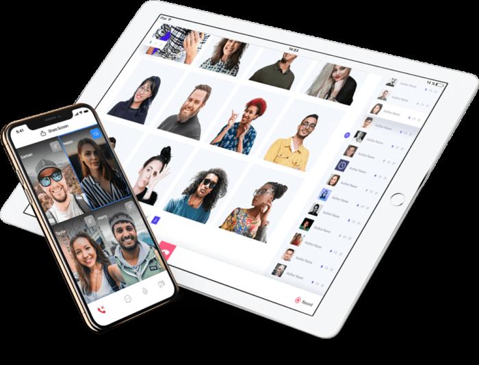 Разработка приложения видеоконференций по аналогии с Zoom