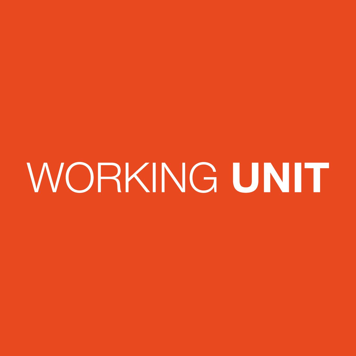 Working Unit