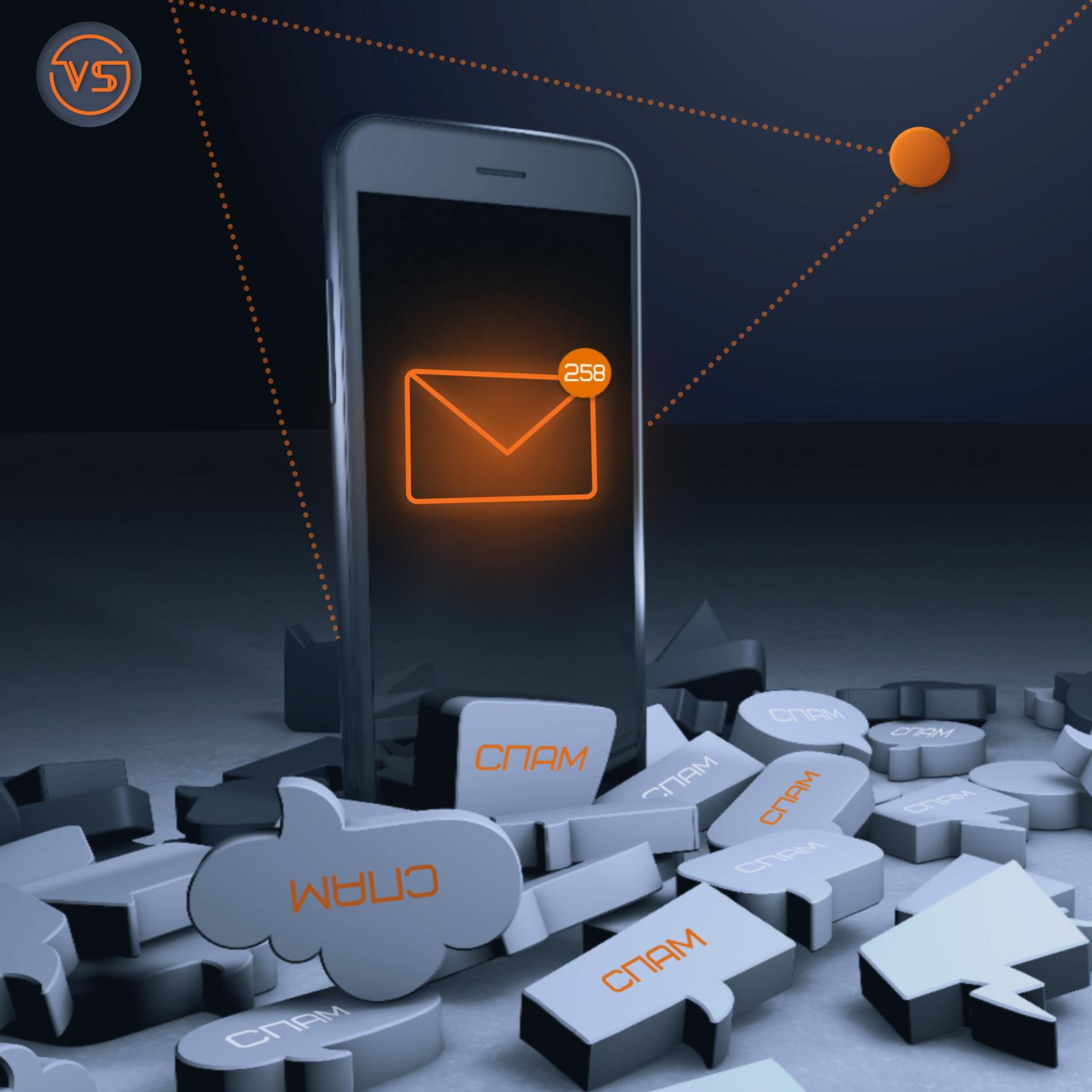 Россияне массово получают SMS-спам от операторов