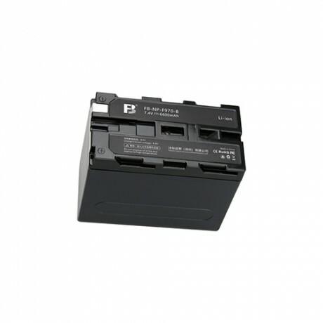 Аренда Аккумулятор FB NP-F970 6600mAh с доставкой