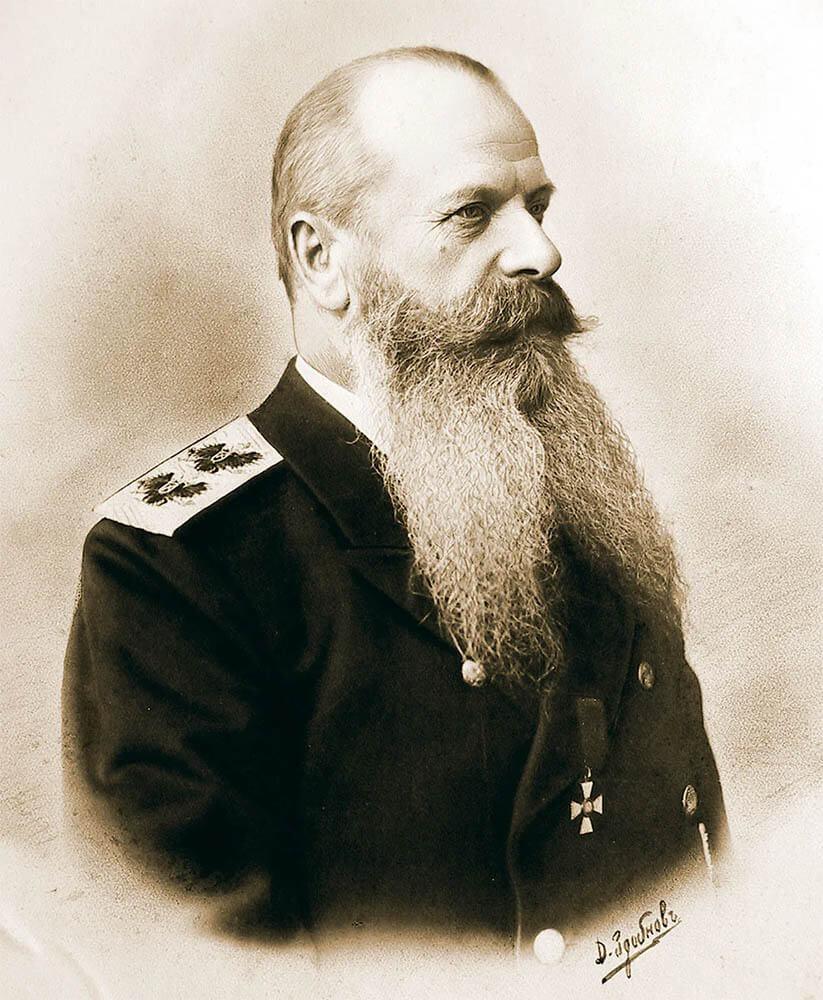 Адмирал Степан Макаров