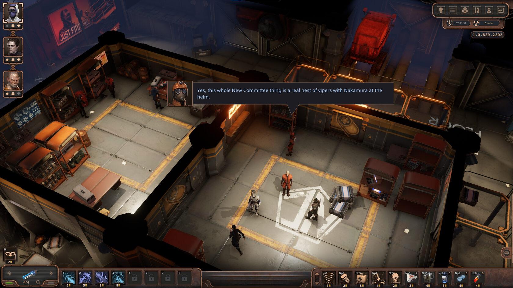 Análise Arkade - Conheça Encased, RPG isométrico que retorna às raízes de Fallout