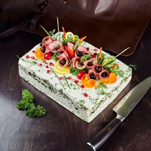 скандинавская диета, скандинавский торт, мясной торт, мясная диета, рыбный торт, рецепт мясного торта, рецепты скандинавской кухни